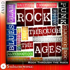 ROCK THROUGH THE AGES