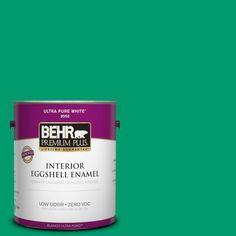 BEHR Premium Plus 1-gal. #S-G-460 Mint Sprig Zero VOC
