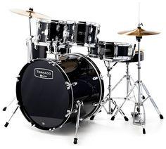Mapex TND5294FTC Tornado Standard BL www.thomann.de #drums #gift #drum #present #gifts #presents #drummer #gear #christmas #xmas #accessories