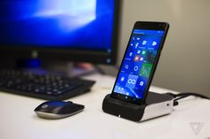 At a time when almost no one else is building Windows phones, HP is about to go all in on one: it's today unveiling the Elite x3, a high-end smartphone running Windows 10 that's designed to be your...
