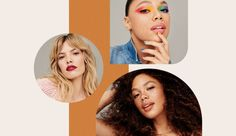 From Skittles Nails to Glowy Everything, These Are the Summer Beauty Looks You're About To See Everywhere Best Strapless Bra, Foundation With Spf, Thick Brows, Hair Essentials, Semi Permanent Tattoo, Coily Hair, Eyebrow Tattoo, Moisturizer With Spf, One Hair
