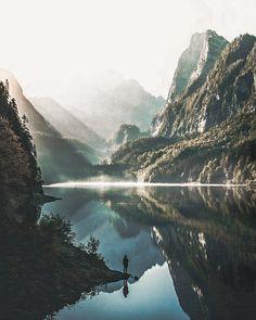 SAGE Mobile Lightroom Presets Places Around The World, Travel Around The World, Around The Worlds, Beautiful Landscape Wallpaper, Beautiful Landscapes, Three Lakes, Adventure World, Le Shop, Austria Travel