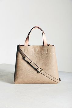 7ae1ea443334 Mini Reversible Vegan Leather Tote Bag Urban Outfitters Tote Bags