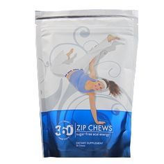 360 Zip Chews  Zip Chews taste great, work fast, .benefits of antioxidants: those age-defying, immune-boosting compounds found in superfruits, vegetables, beans, and herbs. Our proprietary process extracts the antioxidants from superfruits like the acai berry and blends them with energy-boosting vitamins and natural caffeine .100%natural cacao chocolate raspberry flavor,a delicious, convenient bite-sized chew that unleashes the energy potential and antioxidant benefits of ingredient.