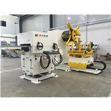 Honger Machine Automatic Feeding Straightener #precisionmetalproducts #sheetmetalproducts #sheetmetalworkers