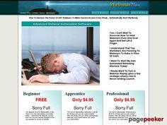 WebinarMax Leading Edge Software For Webinar Replay