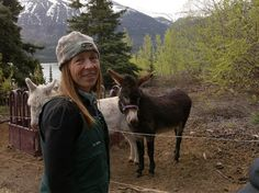 Most vets save money for a bigger office, but Dr. Michelle Oakley doesn't have to. Her clinic is the entire Yukon Territory where she cares for all wildlife.