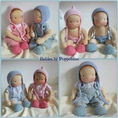 Waldorf Montessori, Waldorf Toys, Handkerchief Crafts, Realistic Baby Dolls, Clay Baby, Doll Tutorial, 1st Birthday Girls, Soft Dolls, Custom Dolls