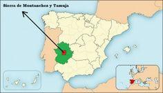 Jamones de la Cormarca de Sierra de Montánchez y Tamuja