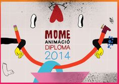 MOME  anim by Julia Farkas, via Behance