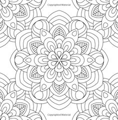 Amazon.com: Patterns: Adult Coloring Book: Enjoyable coloring book for Adults: Relaxation, Focusing, Meditation, Self-Help, Stress Relief and Pure Fun! (9781547119950): Elinorka: Books
