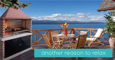 Views to banish the blues!  http://www.villas.com/en-gb/argentina/rio-negro/san-carlos-de-bariloche/bariloche-lake-view.html
