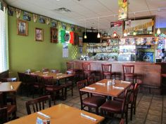 The Bar Area At El Torazo Mexican Restaurant In Louisville Ky Located 1850
