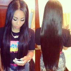 Lace Closure and Sew in...Kill Em on Pinterest