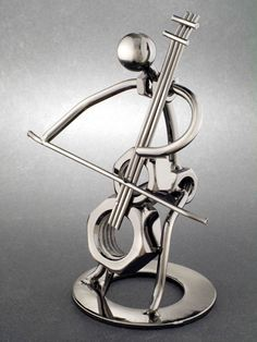 There's always room for Cell-o! Cello Player Miniature Figurine. $19.00