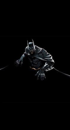 Batman Dark iPhone 6 Plus HD Wallpaper