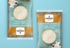 Madiba Rice - Packaging © UP DESIGN