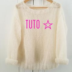 babylunige Mato How To Start Knitting, Free Knitting, Knit Cardigan, Knitwear, Knit Crochet, Pullover, Wool, Clothes, Gilets