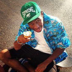 Tyler the Creator  #OFWGKTA