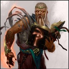 Cleric of Ioun