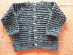 cute free baby sweater pattern!