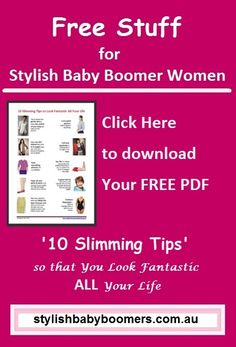 1000 Images About Slimming Fashion Tips For Baby Boomers