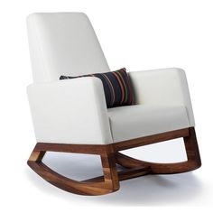 Let It Rock: 7 Stylish, Modern Rocking Chairs