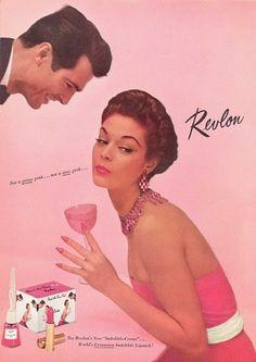 old Revlon ad