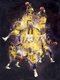 RareInk – Derek Jeter / Lakers* La Lakers, Lakers Kobe, Lakers Team, Dodgers, Basketball Pictures, Basketball Teams, Sports Teams, Kobe Bryant, Showtime Lakers