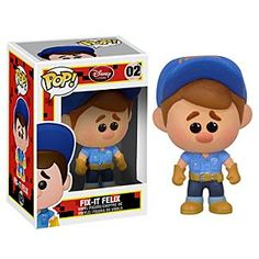Fix-It Felix. 02. Wreck It Ralph Disney Store Exclusive