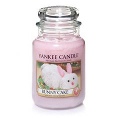 A delicious way to hop into spring...a sweet treat of sugary coconut, creamy vanilla, and bright citrus.