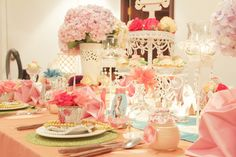 Marie antoinette themed party