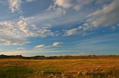 Grasslands National Park, SK - awesome camping, beautiful scenery