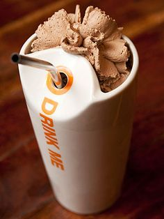 It's National Milk Chocolate Day! Try this milkshake recipe from celeb-fave Max Brenner.