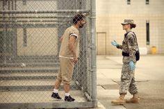 Kristen Stewart Tries Reason in Camp X-ray