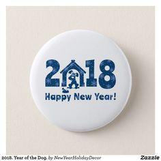 2018. Year of the Dog.  #2018 #NewYear #NewYear2018 #HappyNewYear #holiday #dog #YearoftheDog #chinese #zodiac #chinesezodiac