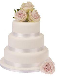 wedding cakes wedding cake navy ribbon