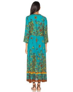 free people if you only knew blue | Free people If You Only Knew Midi Dress in Green | Lyst