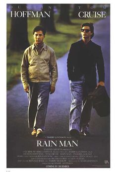 """Few things are better than having a run on Rain Man quotes at work!  Best conversation ever. """"I'm an excellent driver."""""""