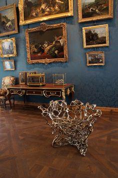Galerie Maria Wettergren au Musée de la Chasse et de la Nature
