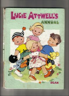Mabel Lucie Attwell's Annual, [1956].