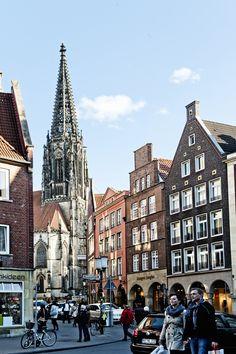 "allthingseurope: ""Munster, Germany (by Thomas Schmitz) """