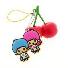 【2011】【SANRIO x PansonWorks】Strap ★Little Twin Stars★