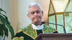 WTF? On Sunday Catholics attending Mass at a Louisiana church gave a priest accused of raping boys a standing ovation.
