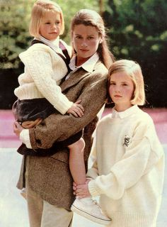 Classic 80s Ralph Lauren wholesome family