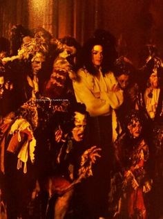 Michael Jackson's Ghosts.