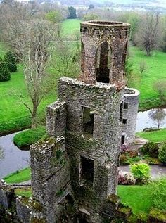 Blarney Castle, Co. Cork, Ireland  I was here and it's really worth a visit.