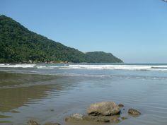 Canto do Forte em Praia Grande (SP) - Brasil