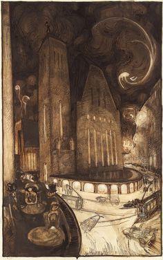 Katastroof, 1917 - Nikolai Triik