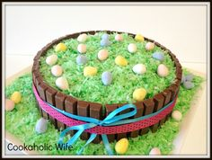 homemade easter cakes - Google Search